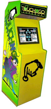 Go-DJ portable touch system
